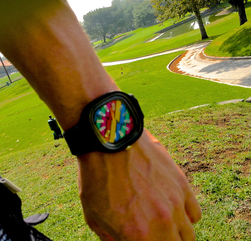 loudmouth golf remix watch