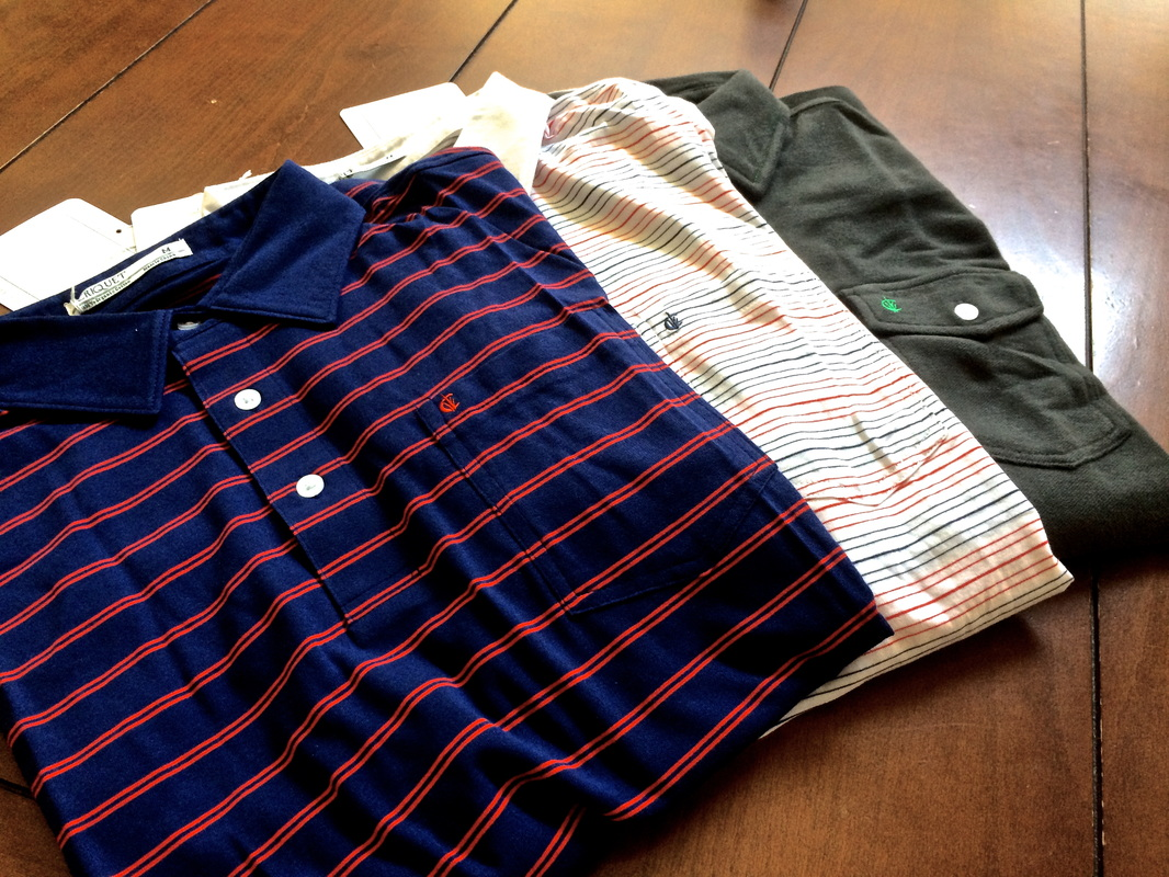 Criquet Golf Shirts