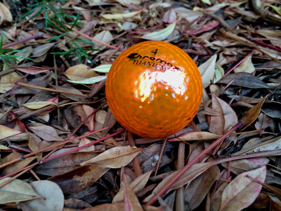 Chromax Golf Ball