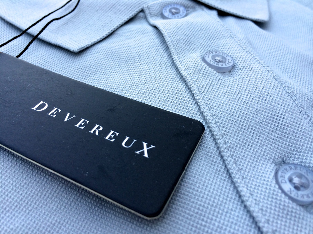 devereux golf apparel