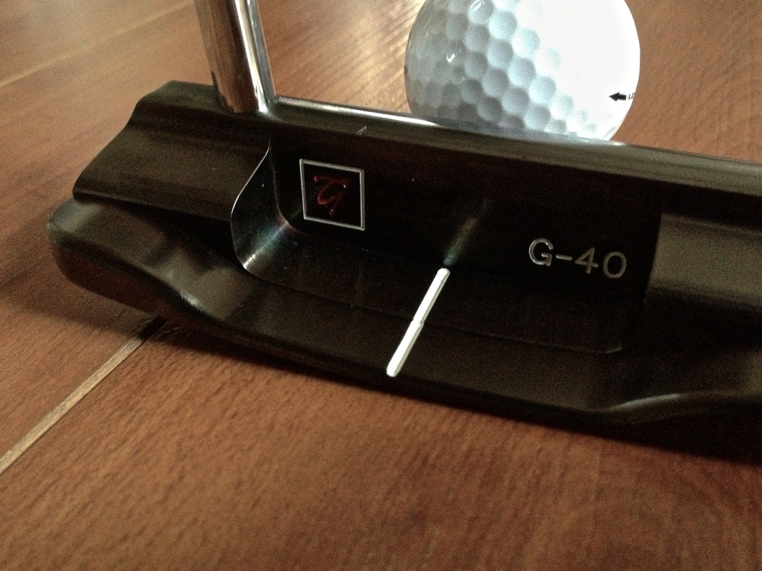 Kenny Giannini G-4 No Neck Putter