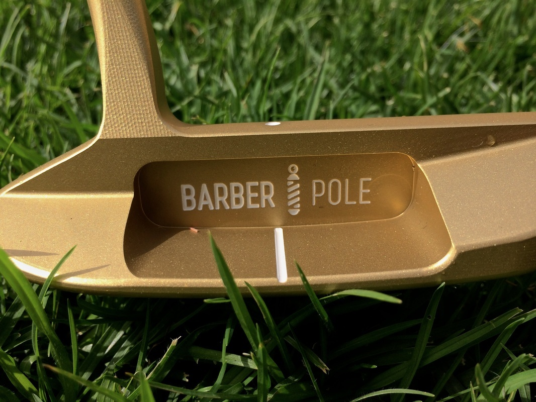 barber pole putter golf review